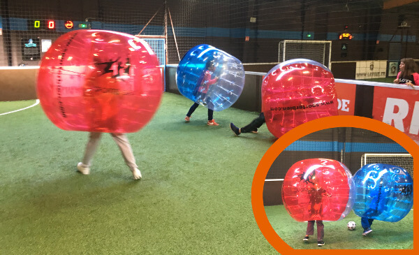 Bubble Foot Tours, Bubble Tours, Bubble Foot, Foot Bulle Tours