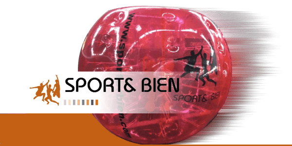 Bubble Foot Orleans - Bubble Foot Tours - foot bulle - Sporterbien